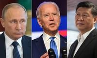 Vì sao lãnh đạo Nga, Trung chưa chúc mừng chiến thắng của ông Joe Biden?