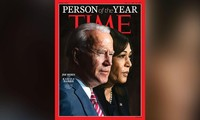 Ông Biden và bà Harris. Ảnh: Time