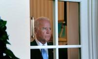 Ông Joe Biden trong phòng Bầu dục hồi năm 2014. Ảnh: Time