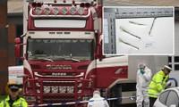 Xót xa dấu vết để lại trên container của 39 người nhập cư Việt tử nạn ở Anh