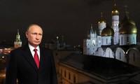 Tổng thống Nga Putin. Ảnh: Tass