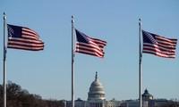 Điện Capitol. Ảnh: Reuters
