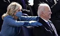 Những hình ảnh ấn tượng tại lễ nhậm chức 'vô tiền khoáng hậu' của ông Joe Biden