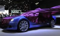 Chiếc xe Bentley Continental GT Convertible 2020. Ảnh: Reuters