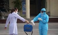 Nữ nhân viên dương tính SARS-CoV-2, phong tỏa Bệnh viện GTVT Hải Phòng