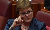 Bộ trưởng Quốc phòng Úc Linda Reynolds. Ảnh: Getty