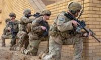 Lực lượng Mỹ ở Iraq. Ảnh: Quân đội Mỹ