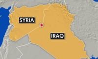 Địa điểm bị tấn công nằm gần biên giới Syria - Iraq. Ảnh: Fox News
