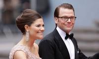 Công chúa Thụy Điển Victoria và Hoàng thân Daniel. Ảnh: Newscom