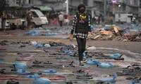 Toàn cảnh ngày biểu tình đẫm máu nhất hậu đảo chính Myanmar