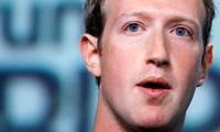 Mark Zuckerberg - ông chủ Facebook. Ảnh: Reuters