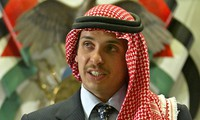 Cựu Thái tử Hamzah bin Hussein. Ảnh: Reuters