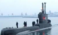 Tàu ngầm KRI Nanggala-402.