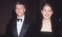 Bill Gates và vợ Melinda. Ảnh: Daily Mail