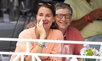 Bill và Melinda Gates. Ảnh: BBC