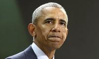 Cựu Tổng thống Mỹ Barack Obama. Ảnh: AP