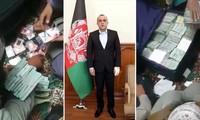 Cựu Phó Tổng thống Afghanistan - Amrullah Saleh (ảnh giữa).
