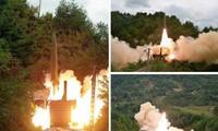 Chuyên gia nói gì về vụ phóng tên lửa từ tàu hoả của Triều Tiên?