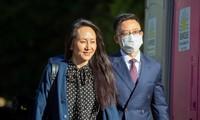 Bà Mạnh Vãn Châu. Ảnh: Reuters