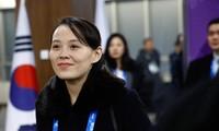 Bà Kim Yo-jong. Ảnh: AP