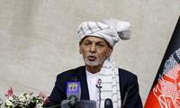 Cựu Tổng thống Afghanistan Ashraf Ghani. Ảnh: Reuters