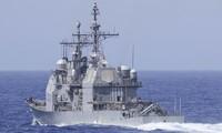 Vì sao tàu chiến Nga, Mỹ suýt đâm nhau trên Thái Bình Dương?