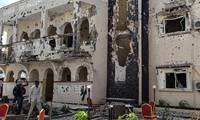 Khách sạn Somalia bị tấn công khủng bố, 82 người thương vong