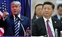 Việc áp thuế trả đũa mới nhất đánh dấu sự đảo ngược thỏa thuận mà Tổng thống Mỹ Donald Trump và Chủ tịch Trung Quốc Tập Cận Bình đạt được trong cuộc gặp cuối tháng 6, khi hai nhà lãnh đạo đồng ý không áp thuế lên hàng hóa của nhau. Ảnh: Getty.