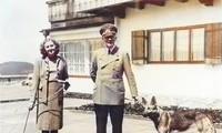 Eva Braun và Adolf Hitler hồi tháng 6/1942. Ảnh: Getty.