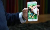 Điện thoại iPhone 8 Plus. Ảnh: CNBC.