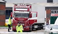 Vụ 39 người chết bi thảm trong container: Dấu tay máu trong 'quan tài thép'