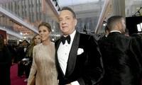Vợ chồng Tom Hanks - Rita Wilson. Ảnh: Getty.