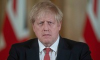 Thủ tướng Anh Boris Johnson . Ảnh: Getty.