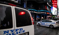 442 cảnh sát New York đã mắc COVID-19. Ảnh: CNN.
