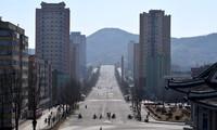 Thành phố biên giới Kaesong của Triều Tiên. Ảnh: KTC.