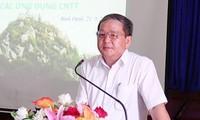 Phó Cục trưởng cục thuế Bình Định đi đánh gold giữa mùa dịch bị miễn nhiệm.