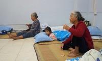 Bên trong nơi trú ẩn tránh bão có sức chứa 4.000 người ở Quảng Ngãi