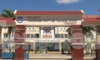 Từ năm 2017-2019, trường THPT Lê Trung Đình (TP. Quảng Ngãi, tỉnh Quảng Ngãi) có nhiều sai phạm về tài chính. Ảnh: Nguyễn Ngọc