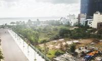 Khu đất K200 nằm trên đường An Dương Vương (phường Nguyễn Văn Cừ, TP Quy Nhơn).