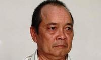 Ông Đỗ Văn Huệ - nguyên cán bộ Đội thuế số 2, Chi cục Thuế huyện Phù Mỹ phạm tội tham ô tài sản.