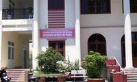 Chi nhánh Văn phòng Đăng ký đất đai huyện Tuy Phước.