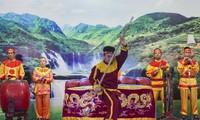 Đề xuất lập hồ sơ trình UNESCO tôn vinh võ cổ truyền Bình Định. Ảnh: X.T