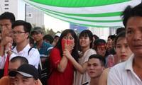 CĐV Đà Nẵng thất thần sau trận thua của Olympic Việt Nam