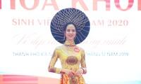 Hơn 80 cô gái dự sơ khảo Hoa khôi Sinh viên Việt Nam tại Đà Nẵng
