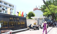 Từ 0h ngày 8/8, Bệnh viện C Đà Nẵng sẽ được gỡ bỏ lệnh phong tỏa và tiếp tục đón bệnh nhân. Ảnh: Giang Thanh