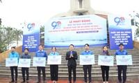 Trong chuỗi hoạt động chào mừng kỉ niệm 90 năm Ngày thành lập Đoàn TNCS Hồ Chí Minh (26/3/1931 – 26/3/2021), Thành Đoàn Đà Nẵng sẽ thực hiện nhiều công trình, phần việc thanh niên ý nghĩa