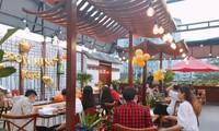 """TP.HCM: Những quán cà phê dành cho """"hội cú đêm"""" tại làng Đại học Thủ Đức"""
