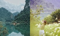 Hồ Thang Hen - Cao Bằng: Ngỡ ngàng trước vẻ đẹp tuyệt sắc huyền bí của núi rừng Đông Bắc