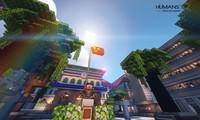 TP.HCM: Lễ khai giảng phiên bản Minecraft, cựu học sinh lần đầu được... dự lễ ké