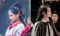 """""""Tiểu Phong"""" Bành Tiểu Nhiễm xinh đẹp trong phim mới, netizen muốn ghép đôi với nam phụ"""